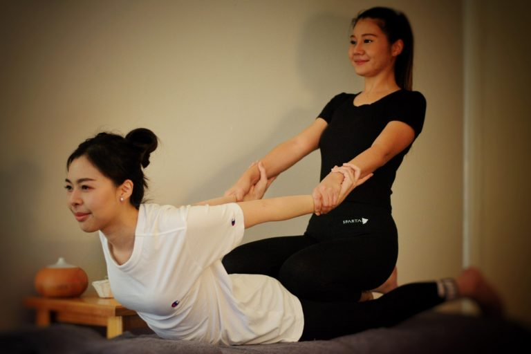 NUAD THAI - Sathu Thai Massage Berlin